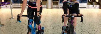 Static Bike Ride AIRPORT RED EYE