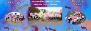 Specsavers – Colour Fun Run