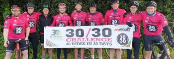 Team Ravenscroft 30 Hour Cycle Relay