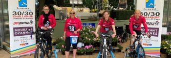 Static Bike Ride  – Le Friquet Garden Centre